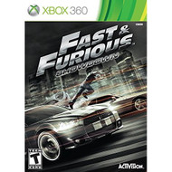 Fast & Furious: Showdown For Xbox 360 Racing With Manual and Case - EE658644