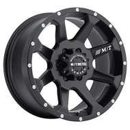 Mickey Thompson M/t Metal Series MM-366 Matte Black Wheel With Milled - DD658684