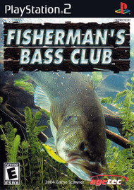 Fishermans Bass Club For PlayStation 2 PS2 - EE658714