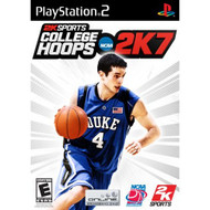 College Hoops 2K7 For PlayStation 2 PS2 Basketball - EE658772