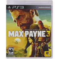 Max Payne 3 For PlayStation 3 PS3 - EE659104