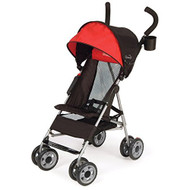 Kolcraft Cloud Umbrella Stroller Scarlett Red Multi-Color - DD659184