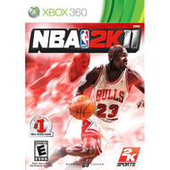 NBA 2K11 For Xbox 360 Basketball - EE659691