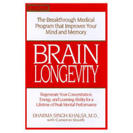Brain Longevity: The Breakthrough Medical Program That Improves Your - E659759