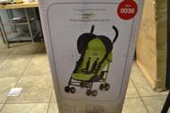 Chicco Echo Stroller Jade Black/green - DD659828