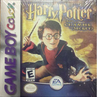 Harry Potter And The Chamber Of Secrets On Gameboy Color - EE659908