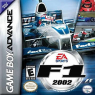 F1 2002 Gameboy Advance For GBA Gameboy Advance - EE659946