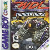 World Destruction League: Thunder Tanks On Gameboy Color - EE659966