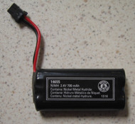 Jasco Cordless Phone Battery 2.4V 700MAH NIMH 14655 Telephone - DD660150