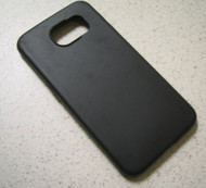 Staples Black Silicone Case Cover For Samsung Galazxy S6 Black Fitted  - DD660156