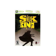 Sneak King For Xbox Original With Manual And Case - EE660819