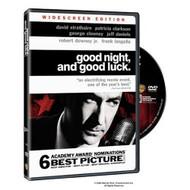 Good Night Good Luck On DVD Drama - DD660977