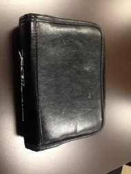 Nintendo DS Folio Case For DS Black Pouch Lite - EE661150