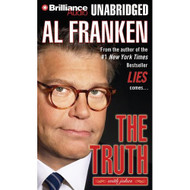 The Truth With Jokes By Franken Al Franken Al Reader On Audio Cassette - D661210