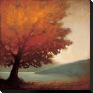 "Artcom Solitude By Edward Raymes Stretched Canvas Print 22"" H By 22"" W - DD661254"