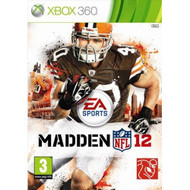 Madden NFL 12 For Xbox 360 Football - EE661297