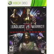Deadliest Warrior: Ancient Combat For Xbox 360 - EE661296