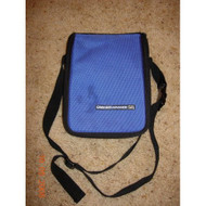 ALS Industries Nintendo Game Boy Advance SP Dark Blue Carrying Case - EE661469