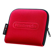 Carrying Case For Nintendo 2 Console Red For DS - EE661483