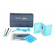 Official XL Starter Kit Blue For 3DS Multi-Color - EE661489