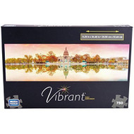 Vibrant Jigsaw Puzzle 750 Pieces United States Capitol Building By - DD661503