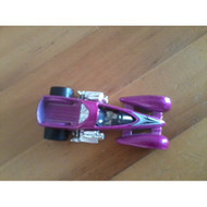 1999 First Editions #15 Screamin' Hauler #918 By Hot Wheels Toy Purple - DD661600