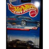 1999 First Editions #18 Turbolence Silver Motor #923 Toy - DD661599