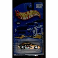 Hot Wheels 2001-063 Dodge Charger R/t 3/4 1:64 Scale Toy - DD661615