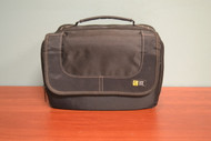 Case Logic Large Video Camera Bag Black  - DD661648