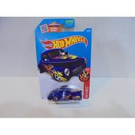 Hot Wheels 2016 Hw Flames '41 Willys Blue 96/250 Toy - DD661798