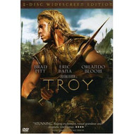Troy Two-Disc Widescreen Edition On DVD with Brad Pitt 2 - DD661958