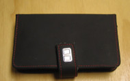 Black Wallet Case Three Game Capacity For DS 3 - EE661986