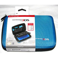 Powera Nintendo 3 Blue Ultimate Travel Case 3 3-XL I I-Xl For DS - EE662001