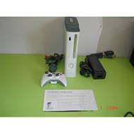 Xbox 360 White 20GB Console - ZZ662027