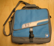 Nyko Messenger Carry Bag Blue Carry/shoulder For Wii Carry/Shoulder - EE662054