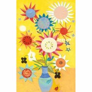 Oopsy Daisy Santa Fe Style Stretched Canvas Wall Art By Caroline Blum  - DD662107