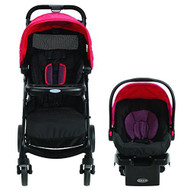 Graco Verb Click Connect Travel System Spark Multi-Color - DD662113