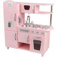 Kidkraft Vintage Kitchen In Pink Toy - DD662111