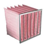Filtration Group 12458 Pocket Air Filter Fiberglass Media Orange 11 - DD662216