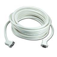 QVS CC320D-06 VGA Monitor Extension Cable 6 Feet White - DD662264