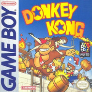 Donkey Kong On Gameboy Arcade With Manual and Case - EE662401