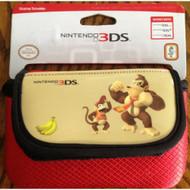 Nintendo Donkey Kong Game Traveler Case For 3DS Multi-Color - EE662617