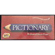 Pictionary The Game Of Quick Draw Board Game - DD662642