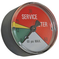 "Apache 99019340 2"" Filter Indicator Gauge - DD662684"