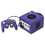 Nintendo GameCube Console In Purple - QQ662782