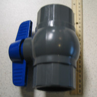 "Kentsharp U-Pvc Compact Ball Valve 2 Inches 63-2"" DN50 - DD663171"