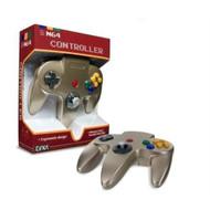 Gold N64 Controller Nintendo 64 Classic Joypad Design Zelda - ZZ663231