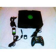 Original Xbox Console Complete Black - QQ663252