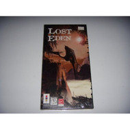 Lost Eden For 3DO Vintage With Manual and Case - EE663274