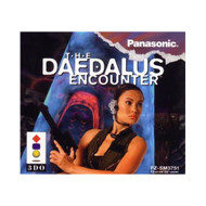The Daedalus Encounter For 3DO Vintage With Manual And Case - EE663284